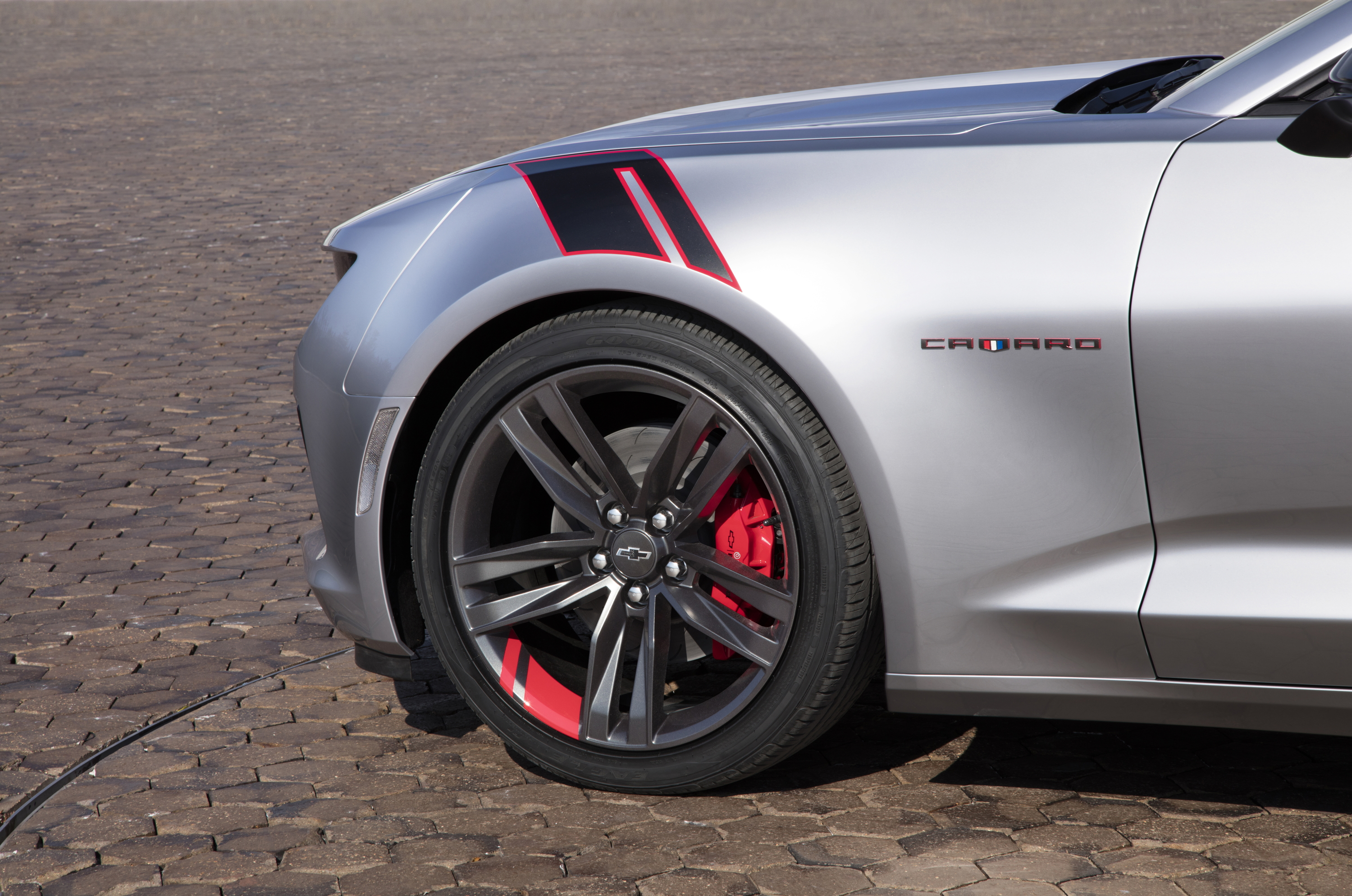 Chevrolet Camaro Red Line Series Concept 2016 Muscle