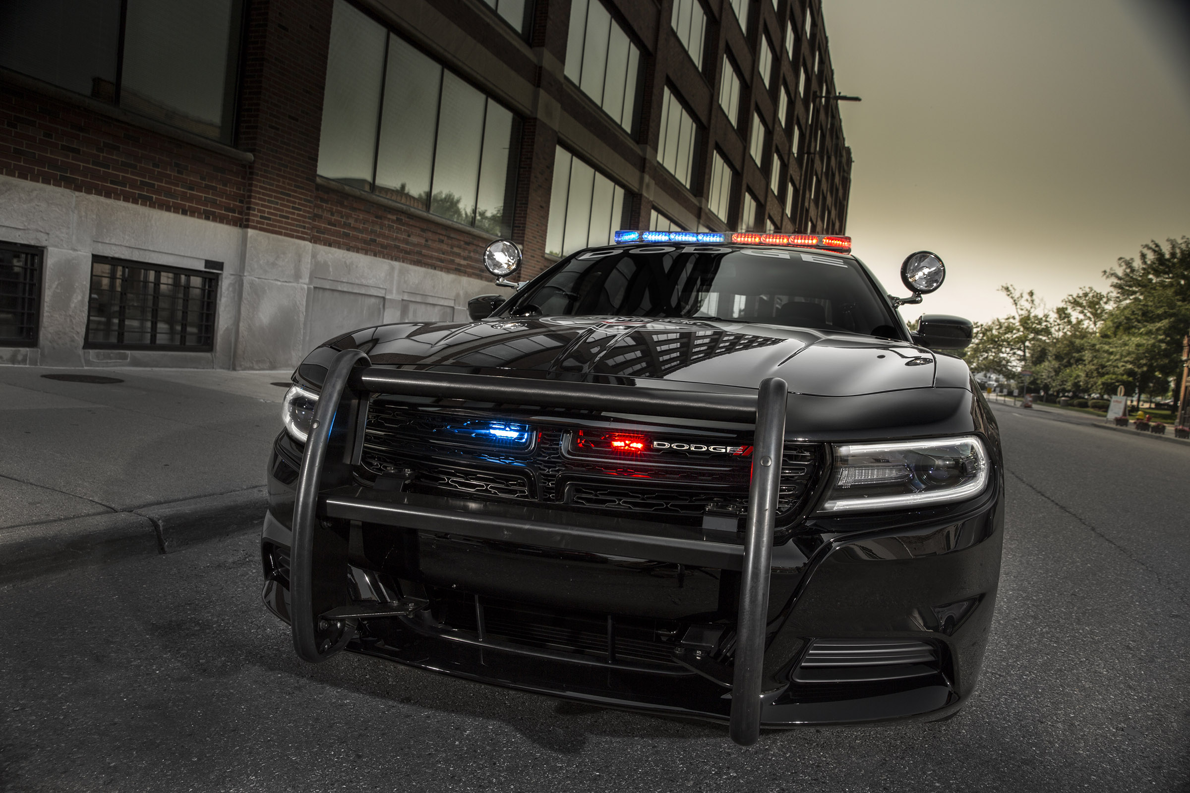 2016 Dodge Charger Pursuit Muscle Cars News And Pictures