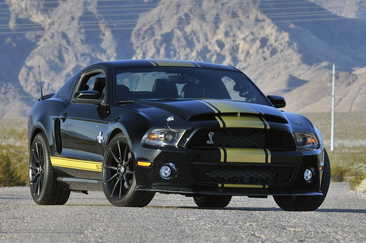 50 years Shelby with Anniversary Edition Mustangs - Muscle Cars News and Pictures