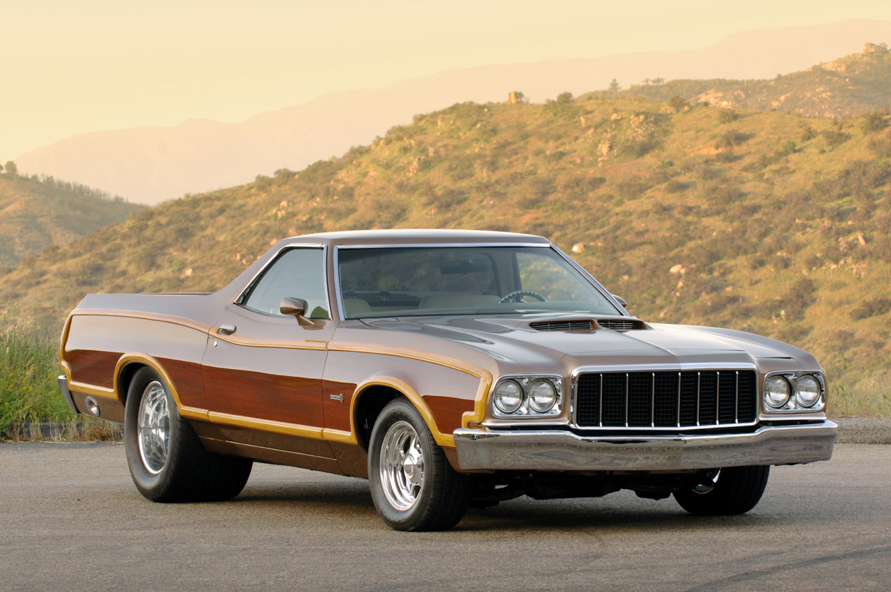 Ford Ranchero - Not another muscle vehicle - Muscle Cars News and Pictures