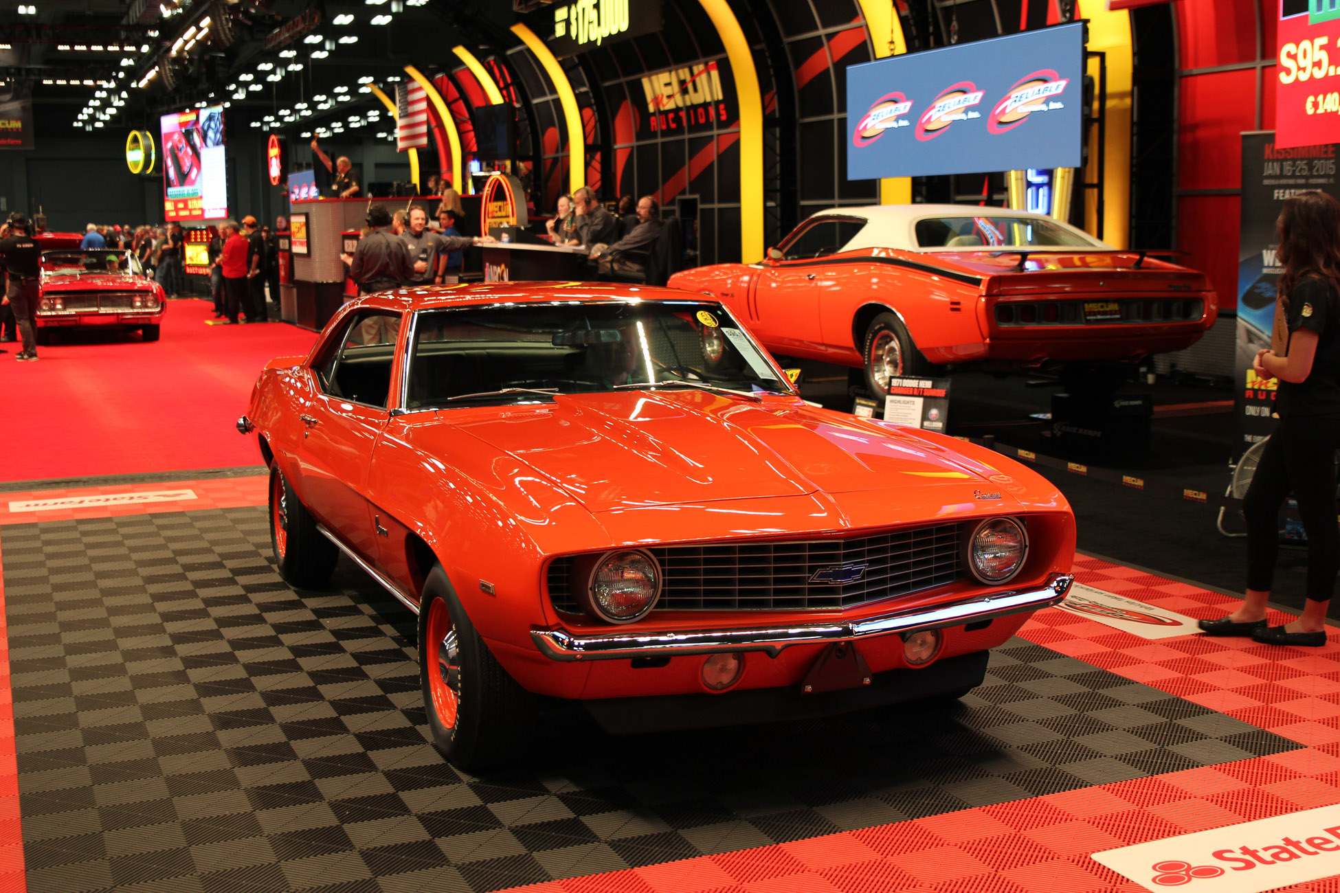 Mecum Packs Austin Convention Center for Final Auction of The Year ...