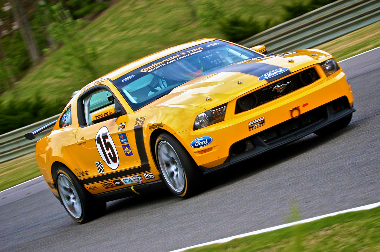 Multimatic Motorsports Mustang Boss 302R Wins!
