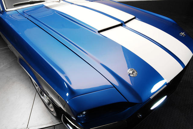 Restomod '67 Shelby GT500 Mustang - Muscle Cars News and Pictures