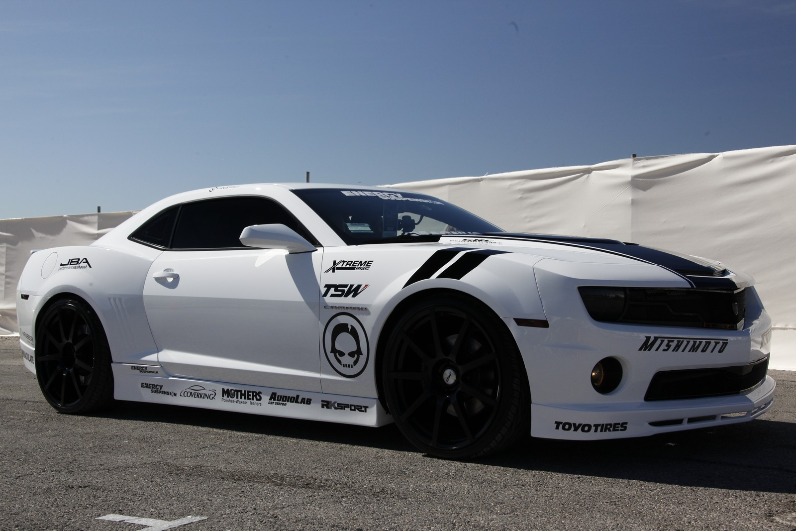 20 Muscle Cars at 2012 SEMA show - Muscle Cars News and Pictures