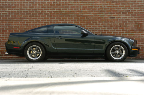 Tim Allen 2008 Ford Mustang Bullitt on Ebay - Muscle Cars News and Pictures