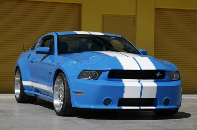 Shelby Performance Wide Body Kit For 2010 2014 Ford Mustang Muscle