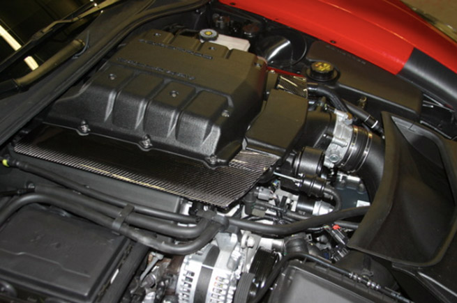 2015 Callaway Chevrolet Corvette Z06 Engine