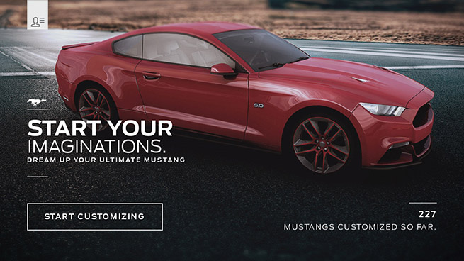 Redesigned Mustang Customizer Coming to Android, Apple and Desktop Devices 01