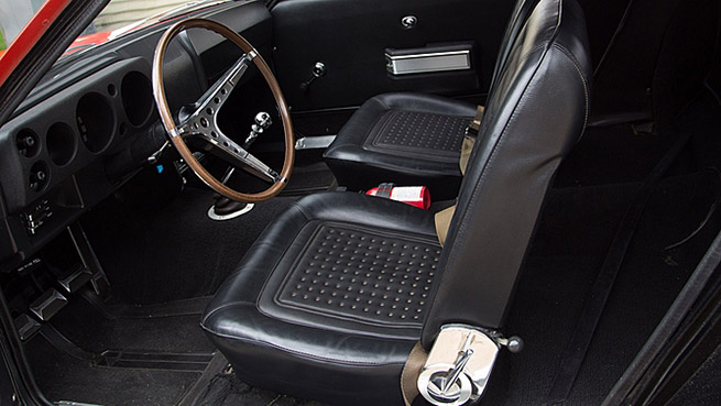 1966 AMC AMX Prototype Interior