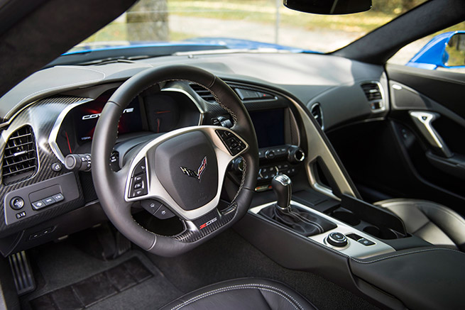 2015 GeigerCars Chevrolet Corvette Z06 Interior