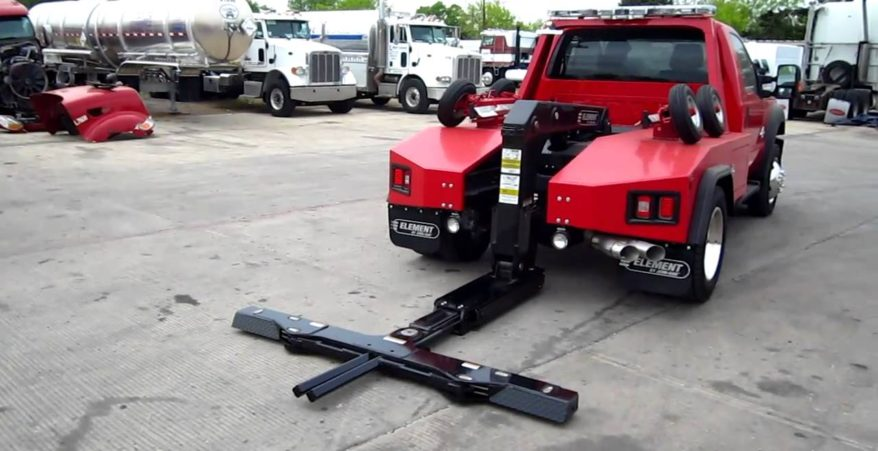 Repo Trucks - Muscle Cars News and Pictures