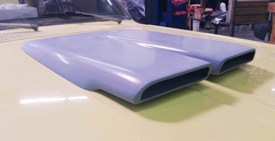 How Hood Scoops Work A Short Yet Useful Guide Muscle Cars News