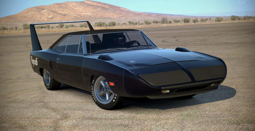 what else can we say about the plymouth superbird muscle cars