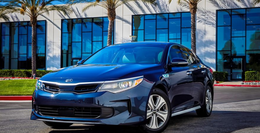 Why Do We All Love The New Kia Optima Muscle Cars News And Pictures