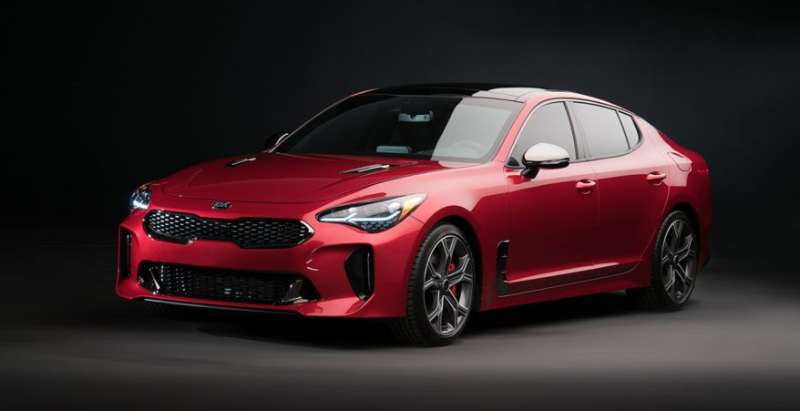 Here S Who Is Responsible For Kia Vehicles Sexy Appearance